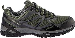 Uhlsport Erkek Waterproof Outdoor Ayakkabısı Essen GRİ - HAKİ 43