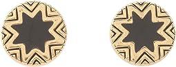 House of Harlow 1960 - Mini Sunburst Stud Earrings