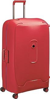 Delsey Paris Moncey Suitcase, 82 cm, 136 L, Red Stars