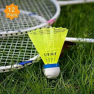 badminton birdie feathers