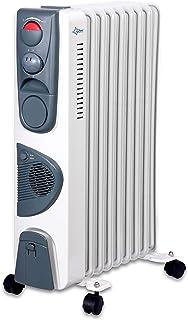 Suntec Heat Safe 2020 Radiador, 850 W, Gris/Plata