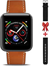 Fullmosa Smart Watch for Android iOS Phone,Fitness Tracker with Heart Rate Monitor,Activity Tracker with 1.3