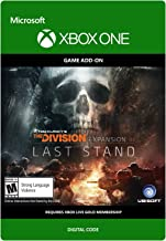 The Division: Last Stand DLC - Xbox One [Digital Code]