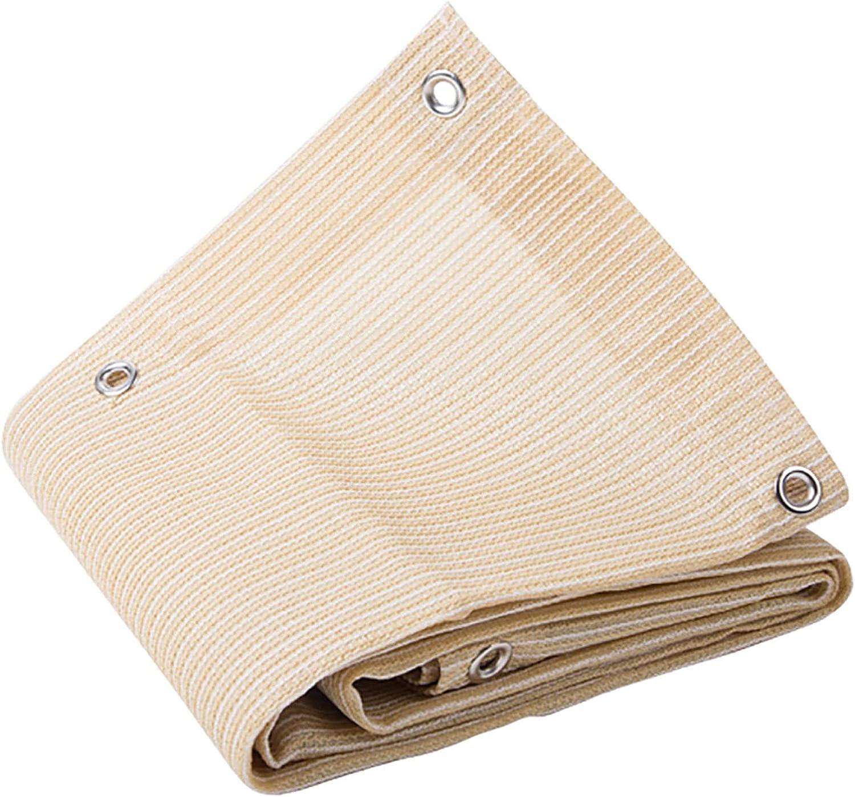 Wgreat Beige Sun Shade Cloth Mesh Tarp UV Resistant Premiu Low Milwaukee Mall price