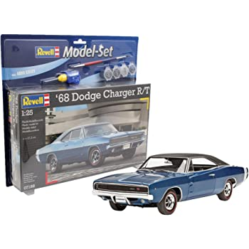 Shelby Mustang GT 350 Kit di Modellismo in Plastica Scala 1:24 Revell 67242