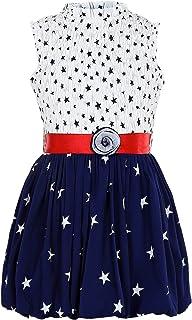 Naughty Ninos Girls' Body Con Knee-Long Dress