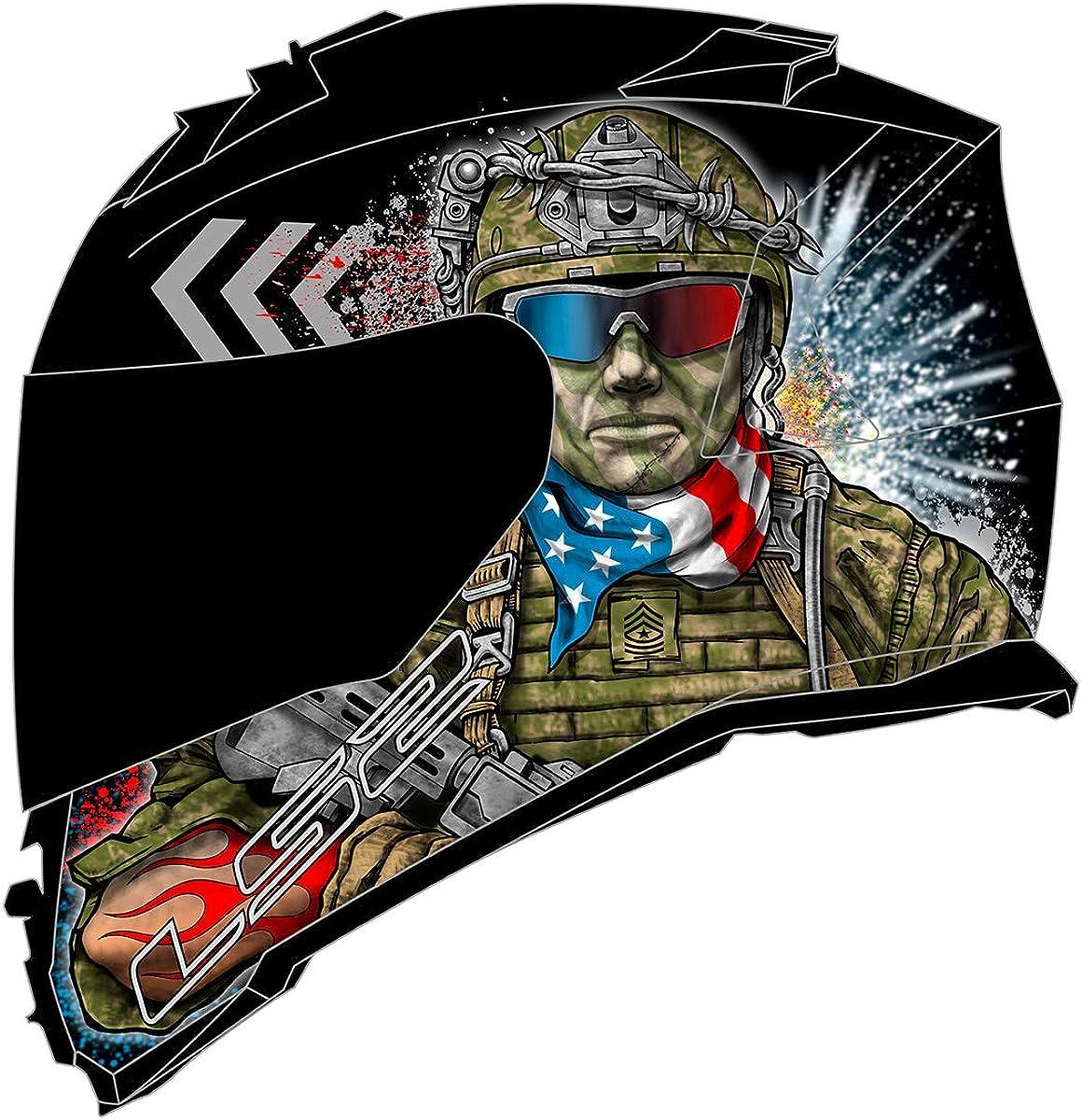 LS2 Helmets Assault Full Face Helmet W Motorcycle SunShield NEW before Max 48% OFF selling ☆