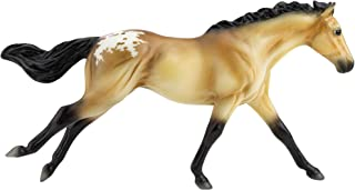 "Breyer Horses Freedom Series Horse | Buckskin Blanket Appaloosa | 9.75"" x 7"" | 1:12 Scale | Horse Toy | Model #959"
