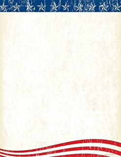 Great Papers! Faded Glory Letterhead, 80 Count, 8.5
