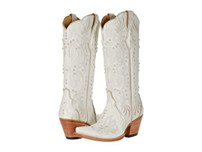Ariat Pearl (Snow White) Cowboy Boots