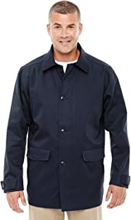 D and Jones mens Lightweight Basic Trench Jacket