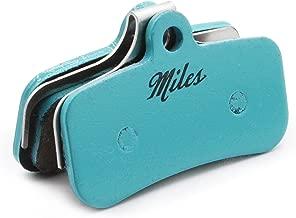 Miles Racing Semi Metallic Disc Brake Pads for Shimano new Saint from 2009 BR-M810, Shimano Zee