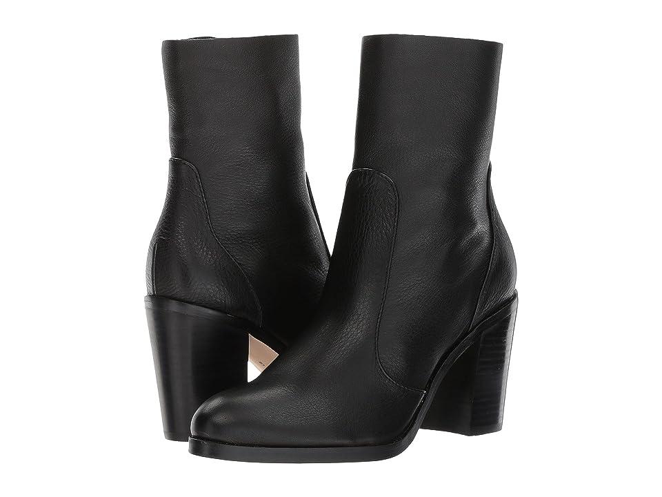 Splendid Roselyn (Black Leather) Women