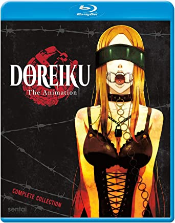 Doreiku The Animation Blu-Ray(奴隷区 The Animation 全12話)