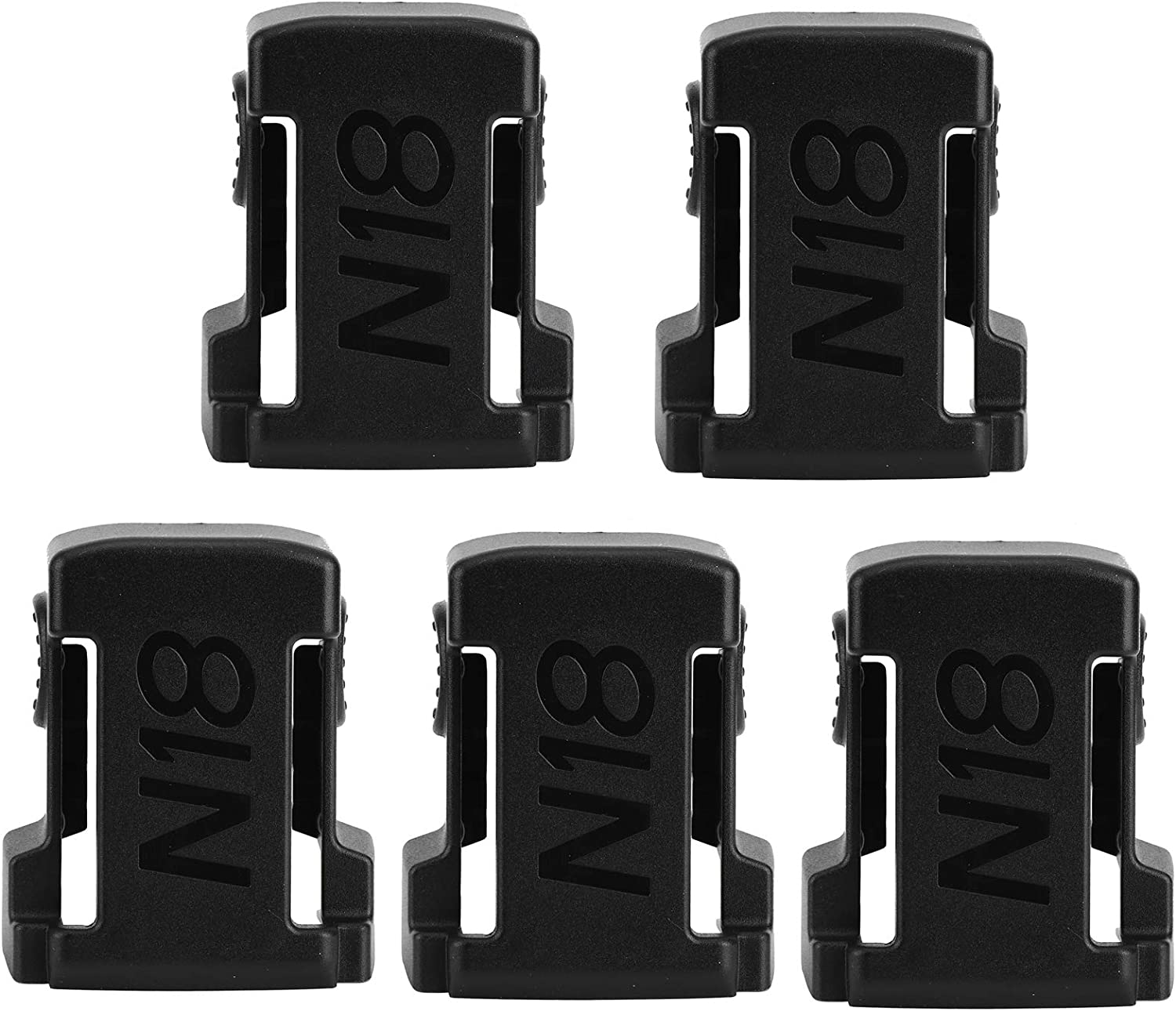 YunDduoBao 5Pcs Battery Mount Limited price sale Holder Rack Accessor Stand Free shipping New