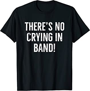 crying band shirt