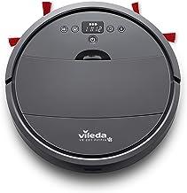 Vileda VR 201 PetPro - Robot aspirador, depósito de