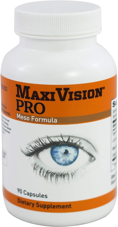 MaxiVision® PRO Meso Formula Zeaxant Lutein 爆買いセール Mesozeaxanthin - お洒落