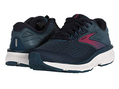 Brooks Dyad 11 (Blue/Navy/Beetroot) Women