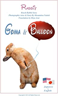 GOMA&BALLOON  Beach Rabbit Story日本語