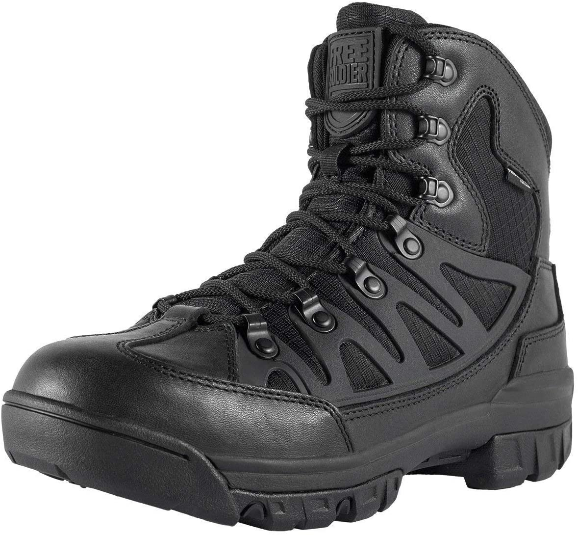 FREE SOLDIER Outdoor Men's Outlet SALE Tactical OFFicial shop Ankle Military Combat Boots