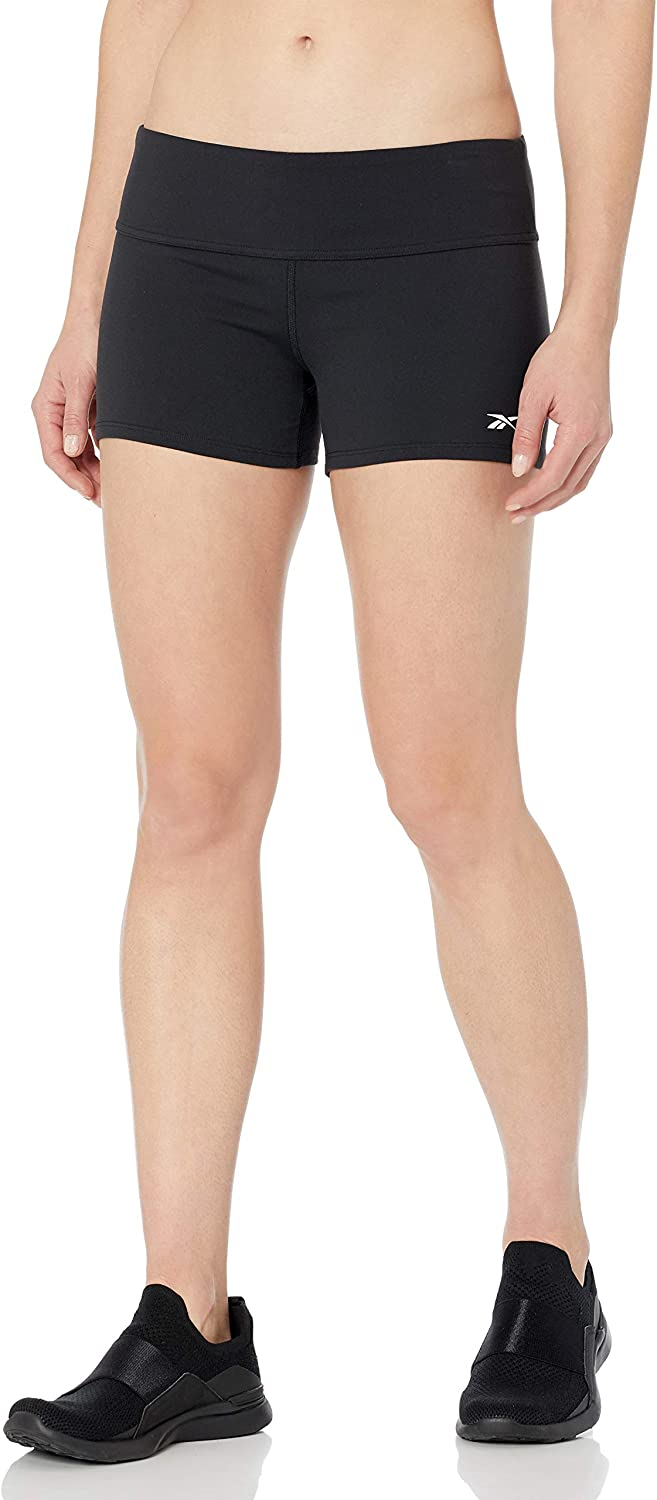 Reebok Excellence Women's United Shorts Fitness by Brand Cheap Sale Venue