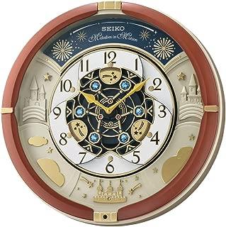 SEIKO Castle Night Melodies in Motion Clock, Multi