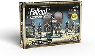 Modiphius Fallout - Wasteland Warfare - NCR Core Box, multicolor