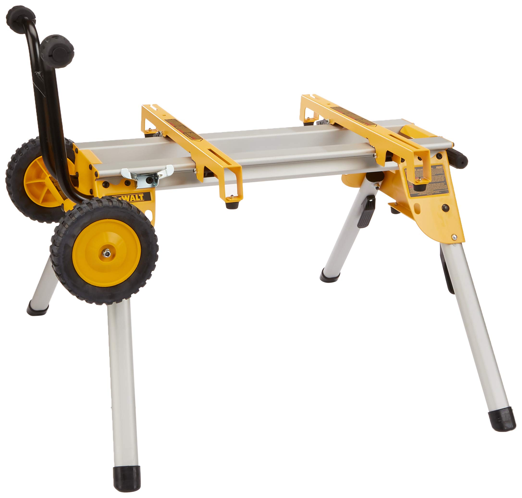 DEWALT Mobile/Rolling Table Saw Stand