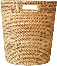 Clothes Bin Dirty Clothes Storage Basket Large Weaving Household Storage Environmental Protection Variety (Size : B)