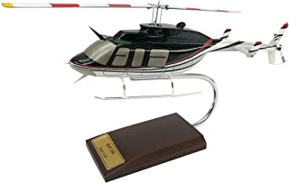 Executive Series Models Bell 206L4 Helicopter (1/30 Scale)