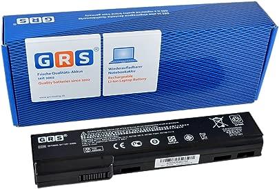 GRS Notebook Akku f r HP EliteBook 8560p 8460p HP ProBook 6560b 6460b 6360b ersetzt ST09 628369-421 BB09 CC06 CC09 CC06XL QK640AA QK643AA QK642AA HSTNN-OB2H Laptop Batterie 4400mAh 10 8V Schätzpreis : 29,90 €
