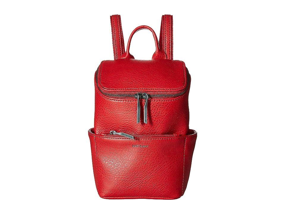 Matt & Nat Brave Mini (Red) Handbags