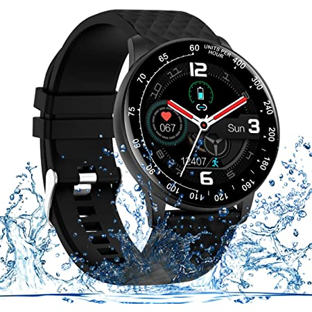 Smartwatch Blitzwolf 1 3 Zoll Hd Full Touchscreen Ip68 Elektronik
