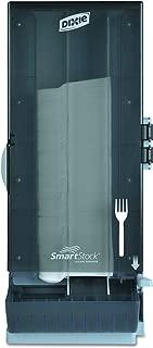 Dixie SSFPD120 SmartStock Utensil Dispenser, Fork, 10