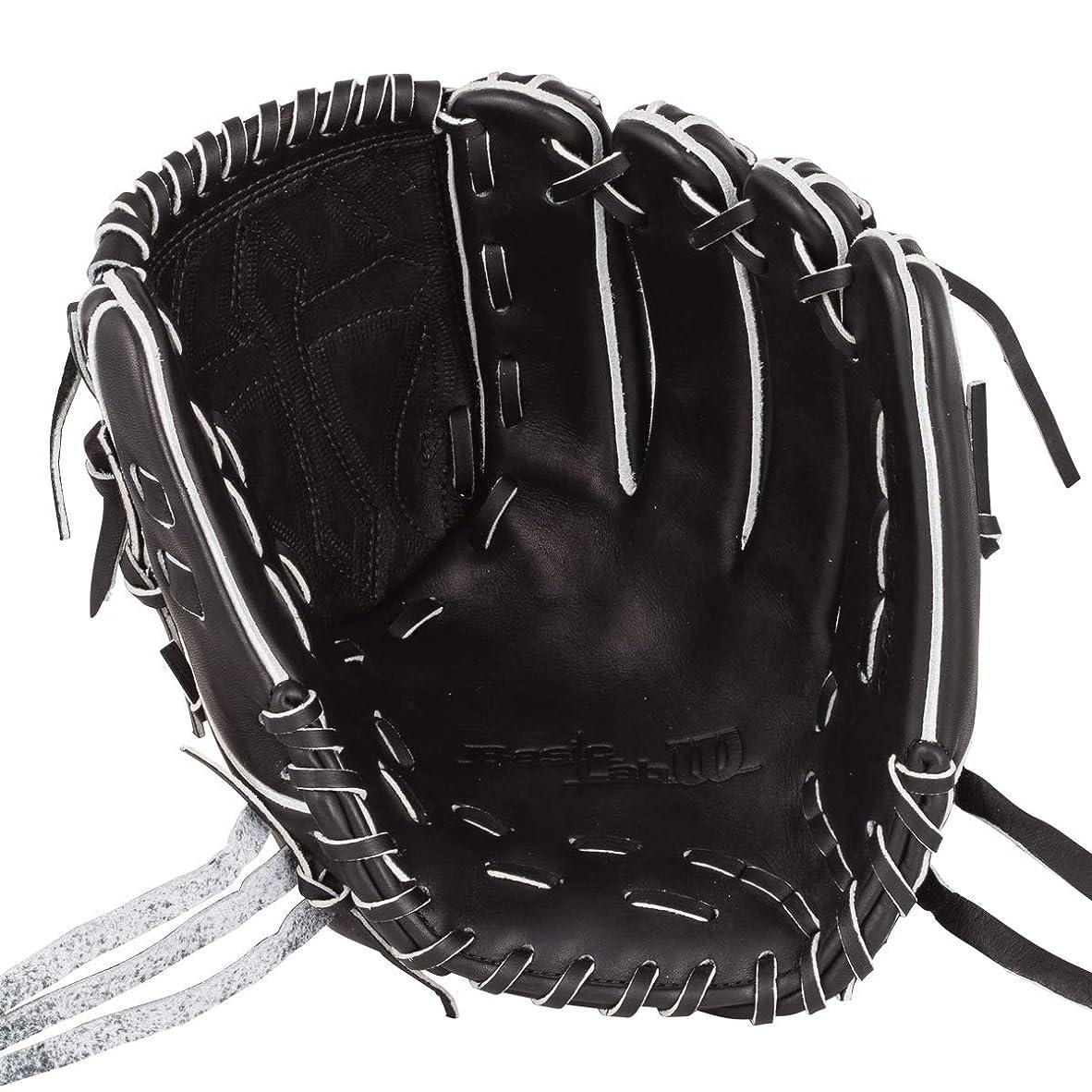 インターネット有毒な可動Wilson(ウイルソン) 軟式野球用グラブ Basic Lab デュアル 投手用 D1 WTARBSD1M