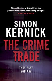 The Crime Trade: (Tina Boyd 1) (English Edition)