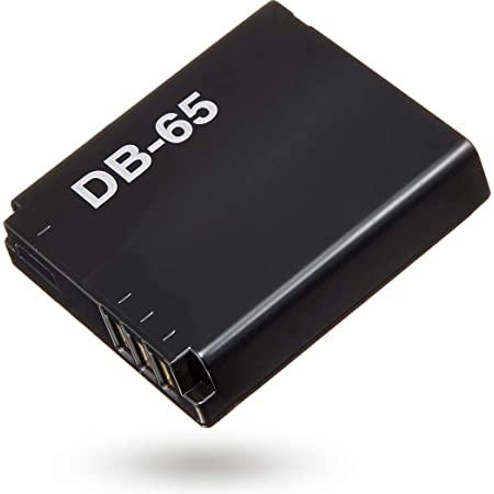 RICOH DB-65 充電式リチウムイオンバッテリー リコー メーカー純正品 【対応機種】GR II, GR, GR DIGITAL IV, GR DIGITAL III, GR DIGITAL II, GR DIGITAL, GX200, Caplio R5/ R4/ R3/ R30/ GX100, G800, G700, G600 174580