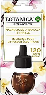 Air Wick Botanica Désodorisant Maison Recharge Electrique Vanille/Magnolia 19 ml