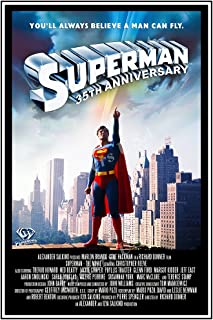 Posters USA - DC Superman 1978 Movie Poster GLOSSY FINISH - FIL237 (24