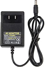 COOLM 24V 1A 24W DC Power Supply Adapter 100-240V AC to 24V DC Power Transformer AC/DC Power Adapter Charger DC Connector Size 5.5mm x 2.5mm with US Plug