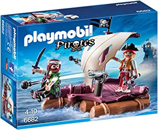 Playmobil Pirate´S Raft 6682 Play Set - Multi Color