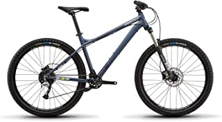 Diamondback Bicycles Line 27.5 Hardtail Mountan Bike, Blue, Medium