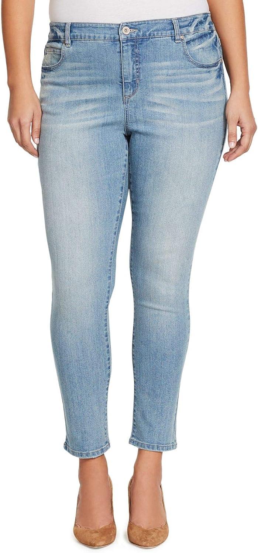 Bandolino Women's Petite Mandie Cheap bargain Max 84% OFF 5 Pocket Jean Ankle