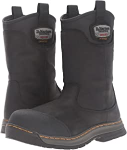 Rush Electrical Hazard Waterproof Composite Toe Rigger Boot