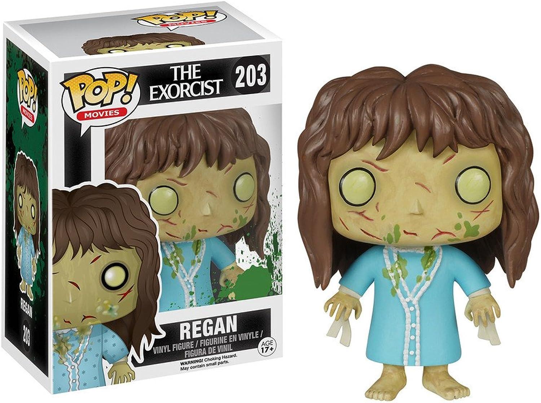 Funko Pop Movies  The Exorcist Regan Collectible Figure + FUNKO PredECTIVE CASE