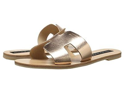 STEVEN NEW YORK Greece Sandal (Rose Gold) Women