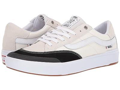 Vans Berle Pro (Marshmallow/Black) Skate Shoes