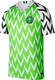 New Season Nigeria Home Soccer Jersey National Jersey White/Green
