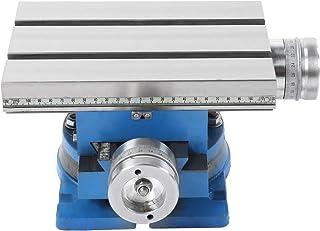 80160A, Mesa deslizante de perforación compuesta de fresadora giratoria, Accesorios de fresado Herramientas manuales de ha...